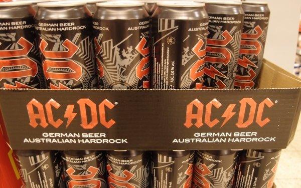 Food AC/DC Beer Beer AC/DC HD Wallpaper | Background Image