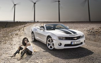 Vehicles - Chevrolet Camaro Convertible Wallpapers and Backgrounds ID : 471714