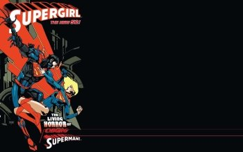 Comics - Supergirl Wallpapers and Backgrounds ID : 472250