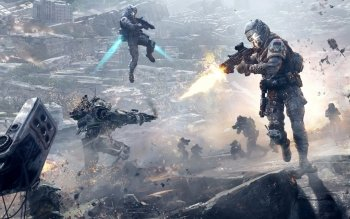 71 Titanfall HD Wallpapers