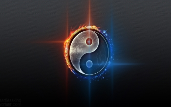 Religious - Yin And Yang Wallpapers and Backgrounds ID : 472793