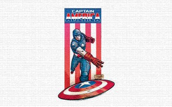 Comics - Captain America Wallpapers and Backgrounds ID : 472968