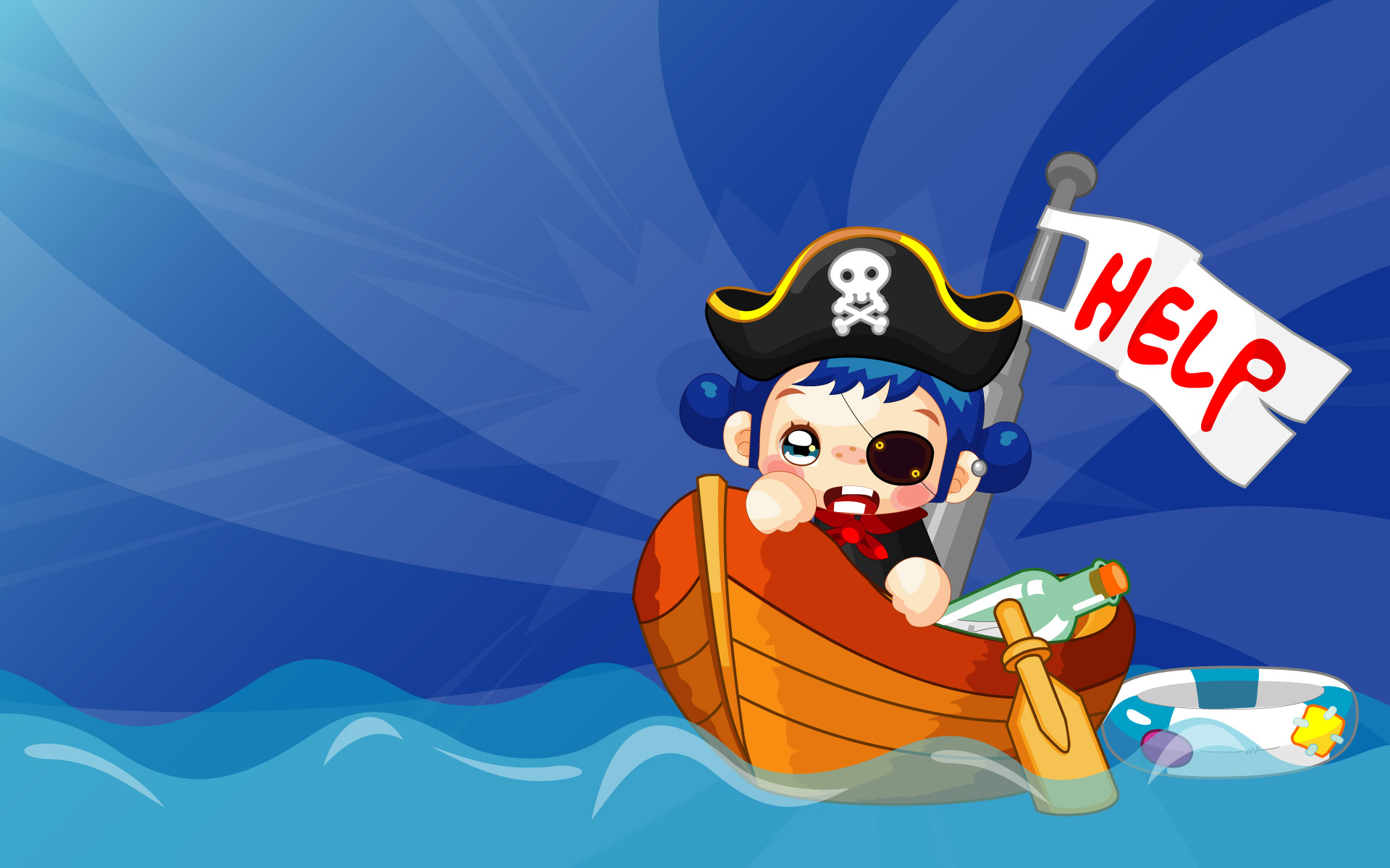 Pirate full hd wallpaper and background image 1920x1200 - Female cartoon characters wallpapers ...