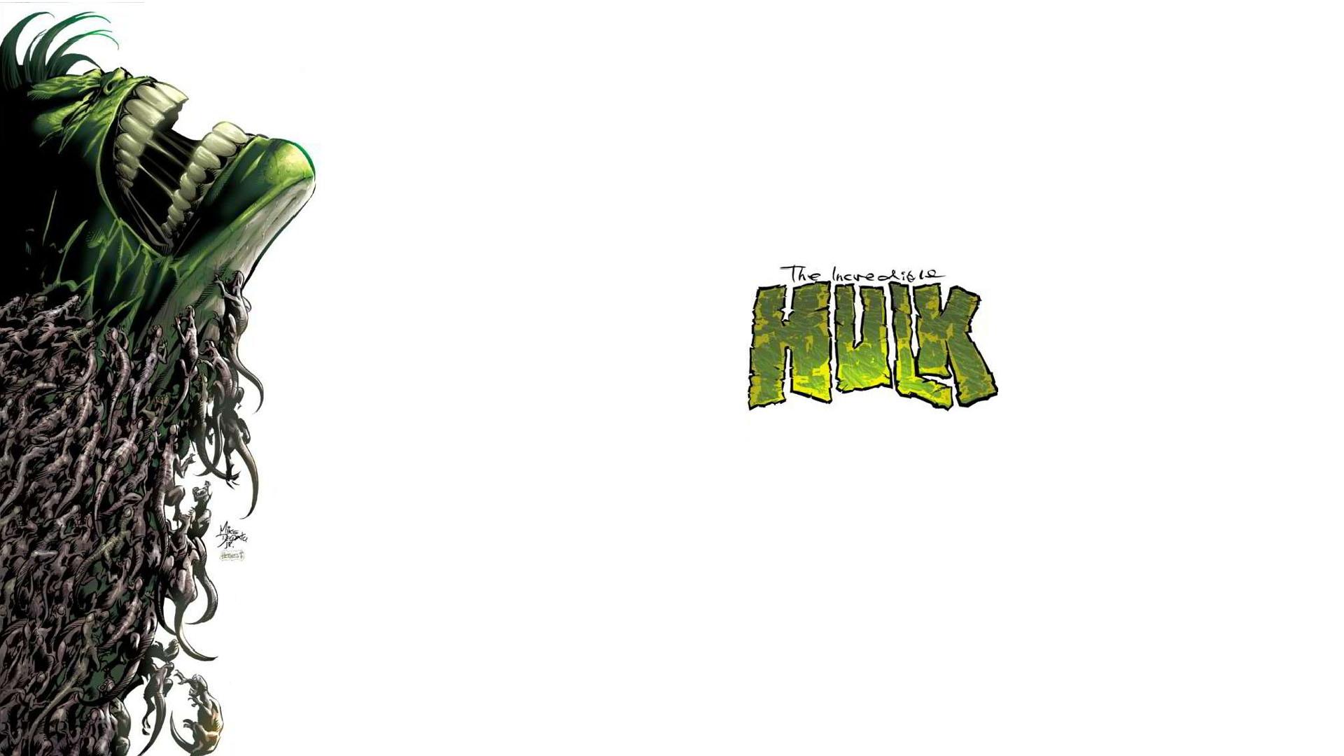 8 Incredible Hulk HD Wallpapers