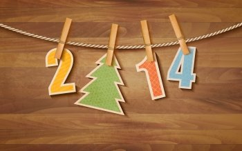 Holiday - New Year 2014 Wallpapers and Backgrounds ID : 473036