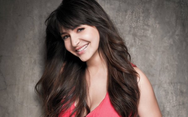 Kändis Anushka Sharma Skådespelerskor Indien Actress Bollywood Brunette HD Wallpaper | Background Image