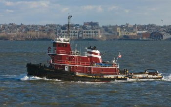 Транспортные Средства - Tugboat Wallpapers and Backgrounds ID : 474849