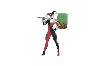Comics - Harley Quinn Wallpapers and Backgrounds ID : 474947