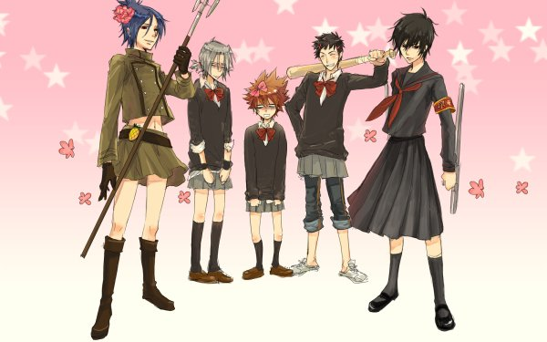 Anime - Katekyo Hitman Reborn