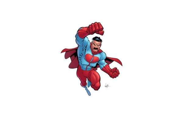 Comics Invincible Omni-Man Image Comics HD Wallpaper | Background Image
