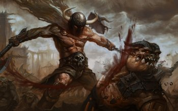 Dark - Warrior Wallpapers and Backgrounds ID : 475269