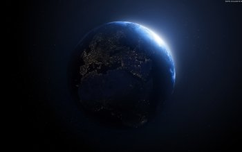 Earth - From Space Wallpapers and Backgrounds ID : 475422