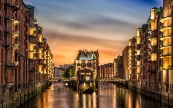 Man Made - Hamburg Wallpapers and Backgrounds ID : 475844