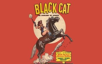 Comics - Black Cat Wallpapers and Backgrounds ID : 475887