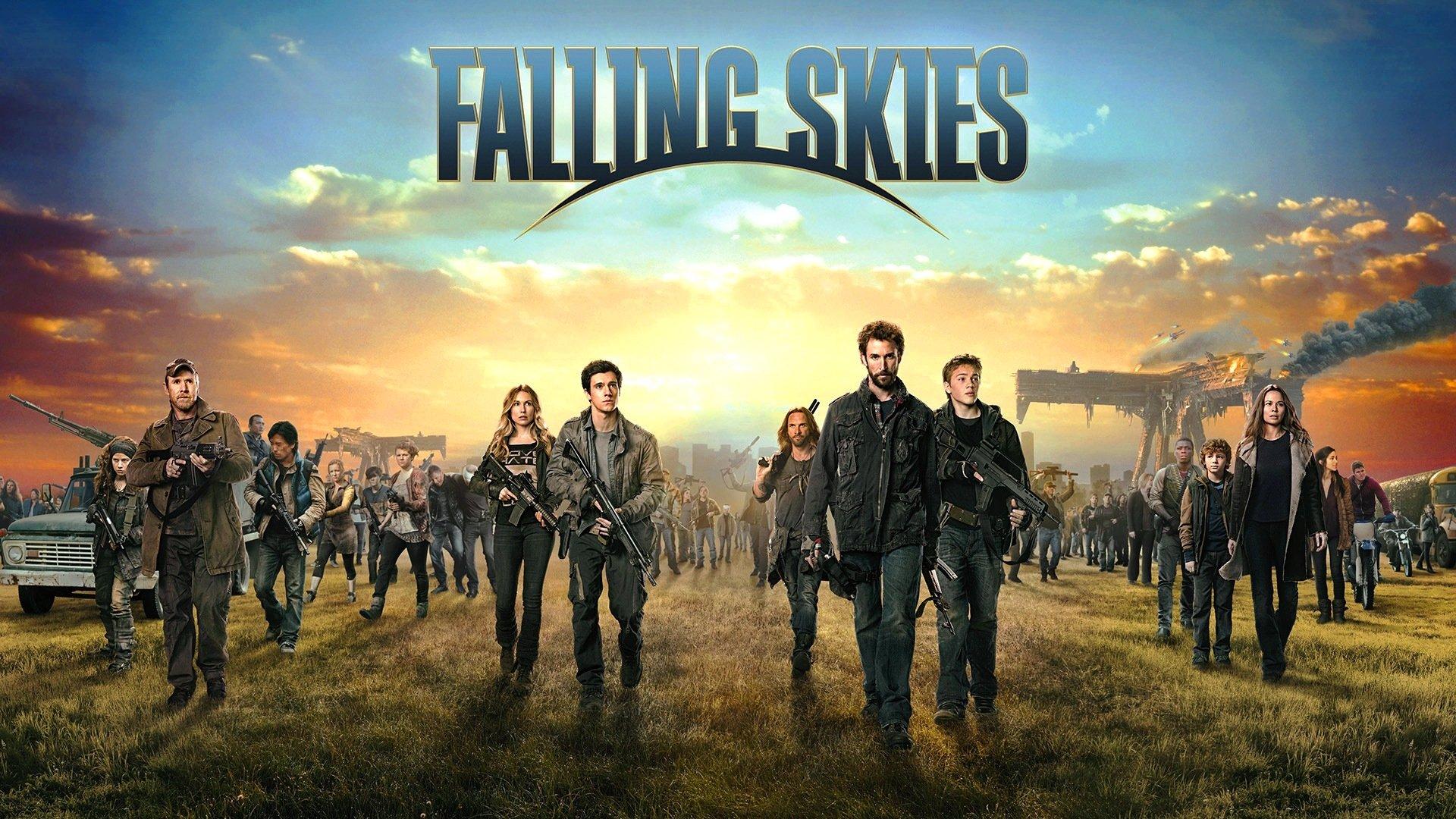 Falling Skies Season 1 Cast