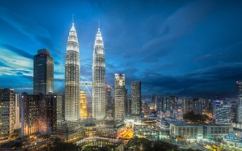 Man Made - Petronas Towers Wallpapers and Backgrounds ID : 476280