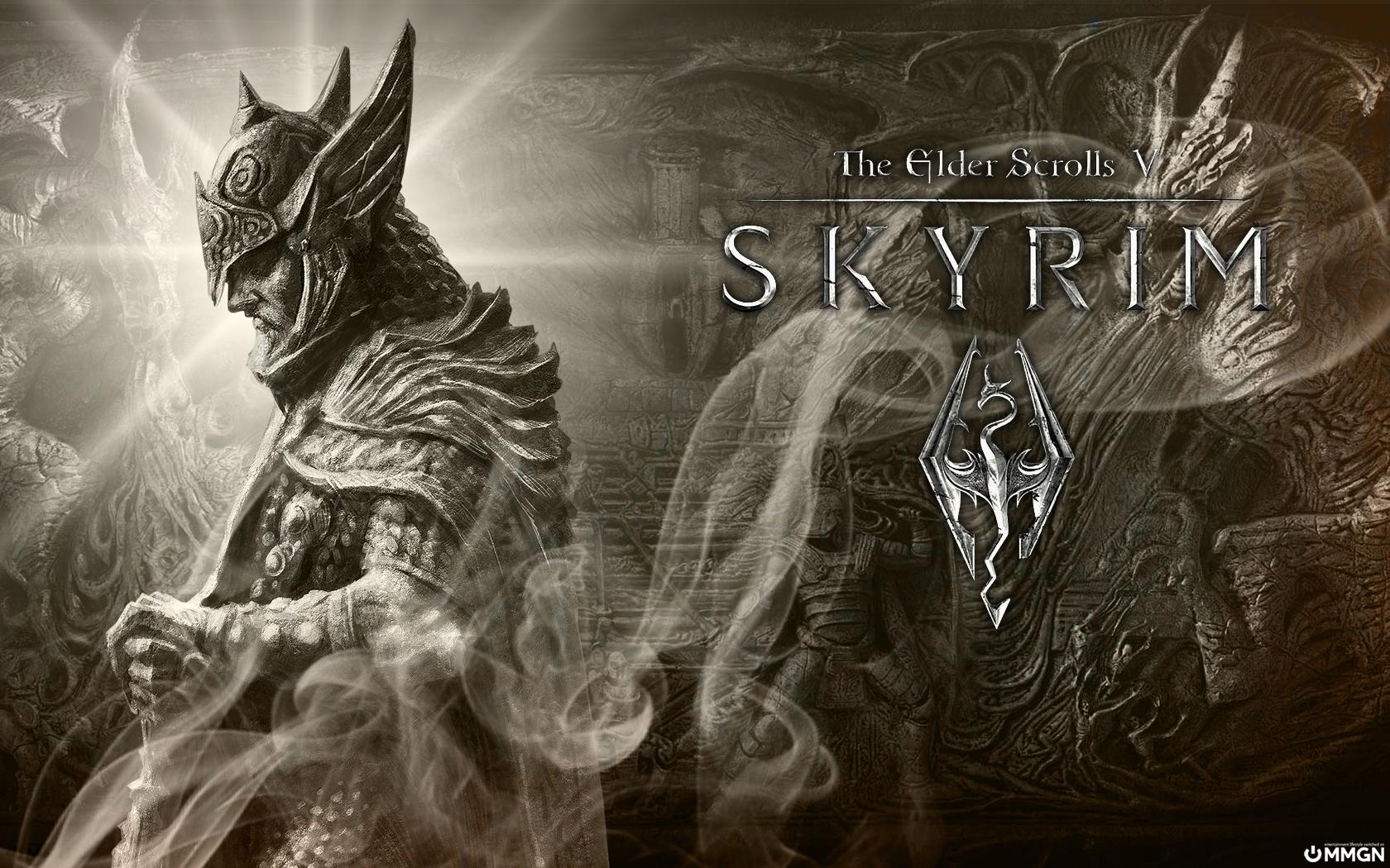 The Elder Scrolls V Skyrim Wallpaper and Background Image