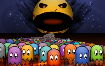 Computerspel - Pac-man Wallpapers and Backgrounds ID : 47722
