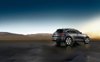 Vehicles - Infiniti Qx70 Wallpapers and Backgrounds ID : 477299
