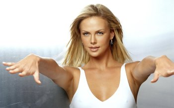 Celebrity - Charlize Theron Wallpapers and Backgrounds ID : 477557