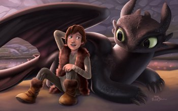 Films - How To Train Your Dragon Wallpapers and Backgrounds ID : 477682