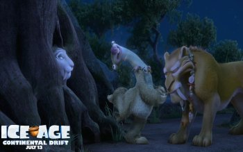 Movie - Ice Age: Continental Drift Wallpapers and Backgrounds ID : 477892