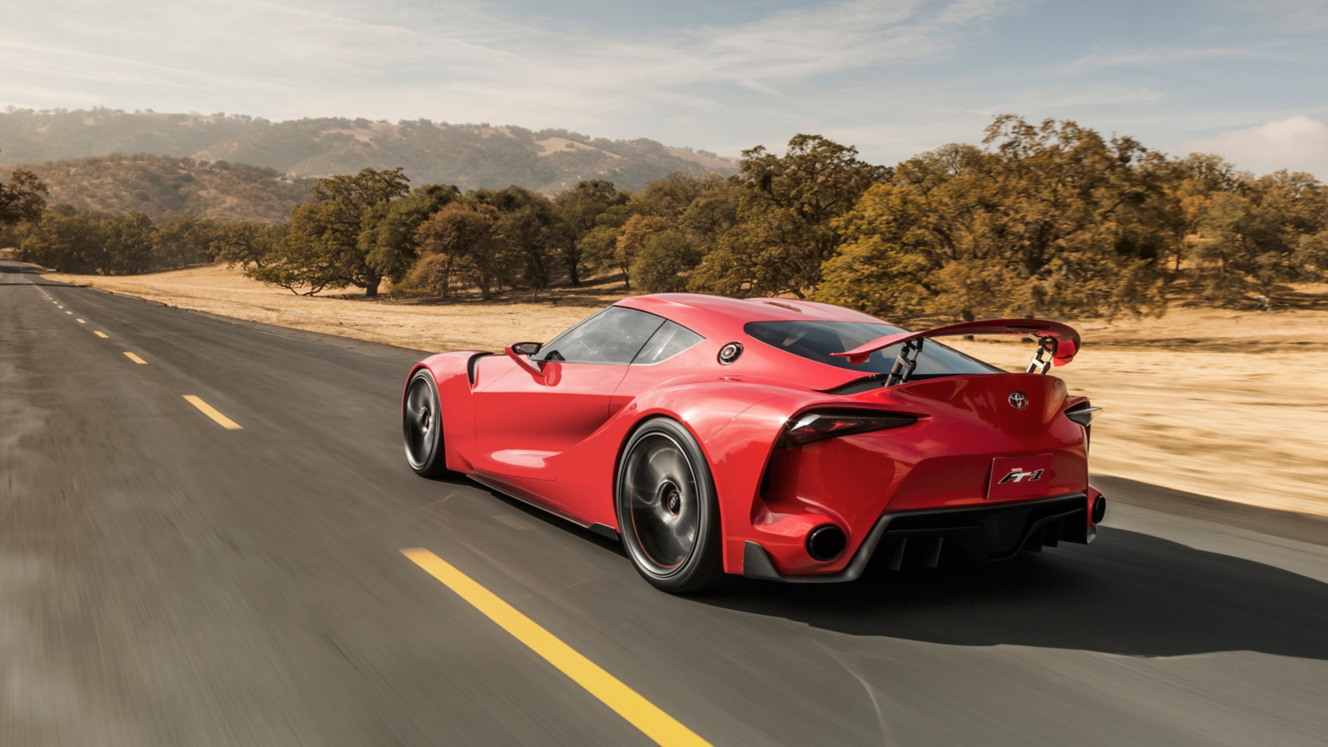 19 2014 Toyota Ft 1 Concept Hd Wallpapers Backgrounds