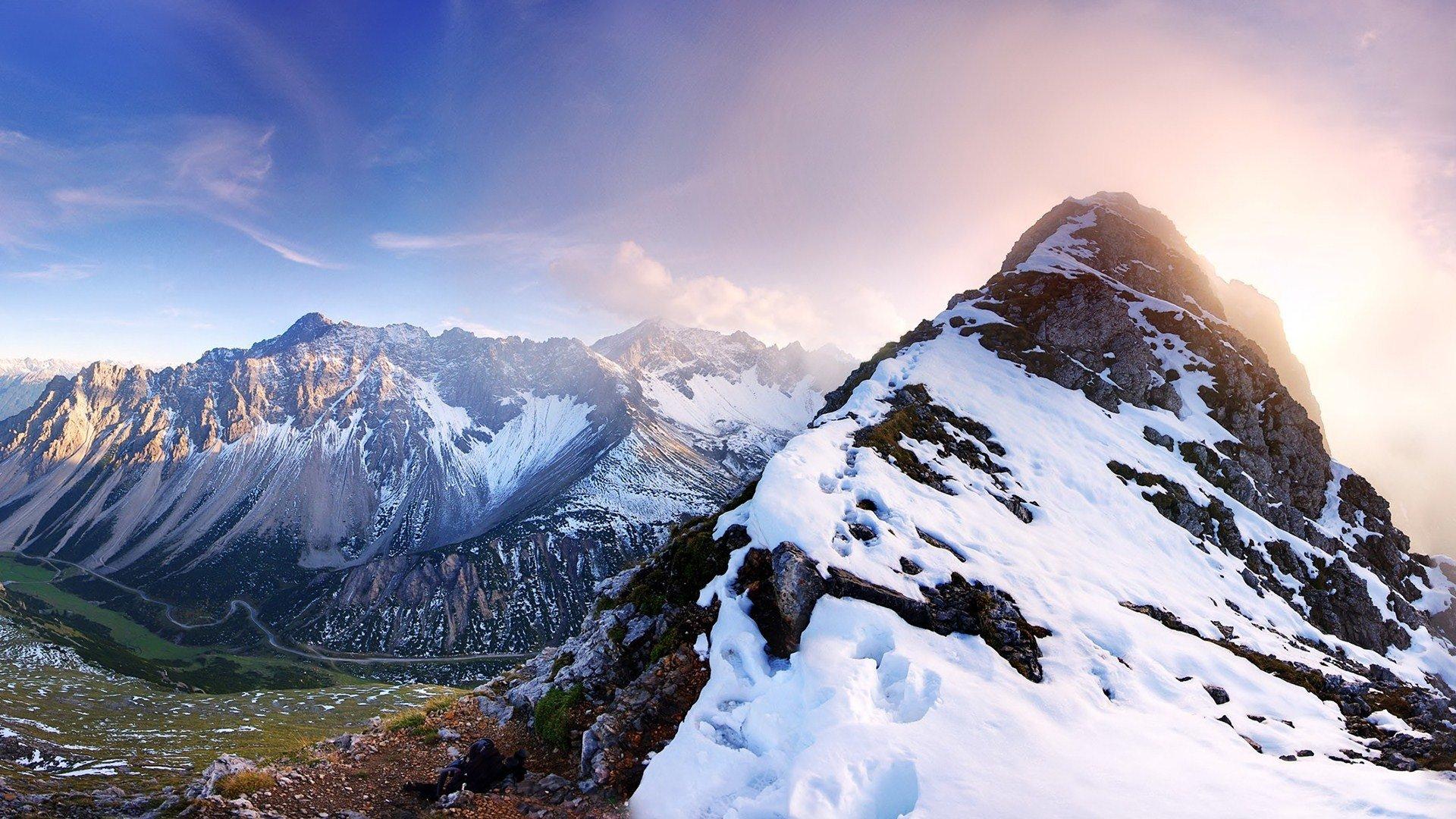 скалистые горы  № 1009994 загрузить