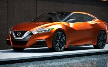 Vehicles - 2014 Nissan Sport Sedan Concept Wallpapers and Backgrounds ID : 478714