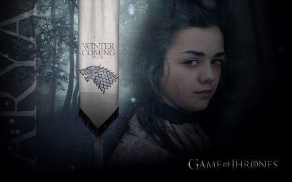 TV Show Game Of Thrones Arya Stark Maisie Williams HD Wallpaper | Background Image