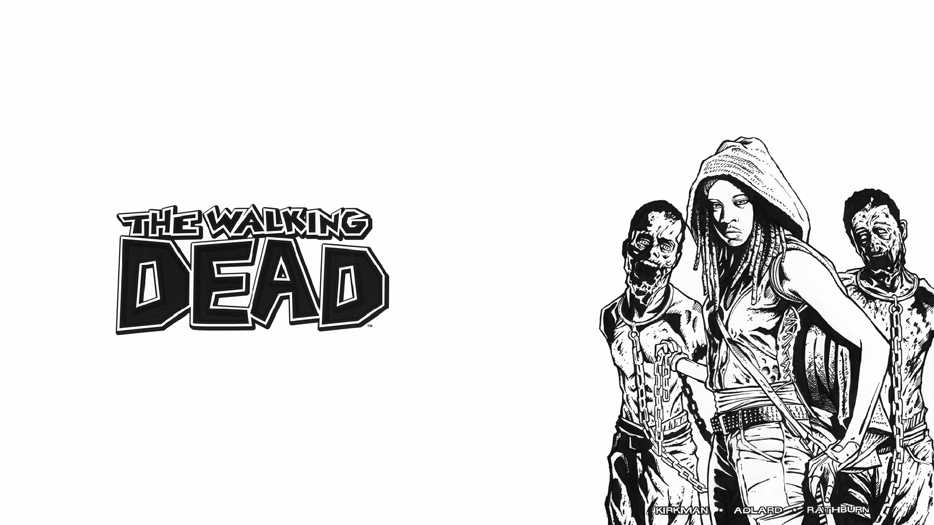 The Walking Dead Computer Wallpapers, Desktop Backgrounds ...
