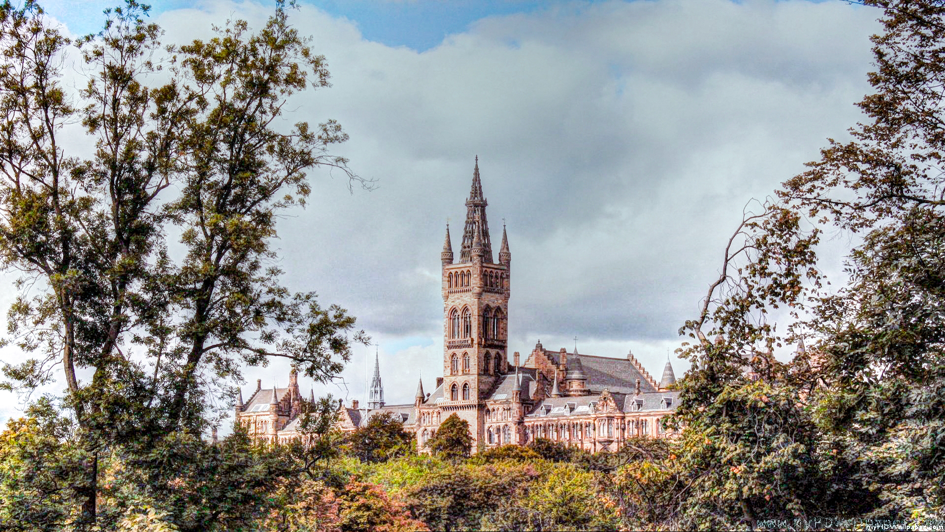 1 University of Glasgow HD Wallpapers   Backgrounds ...