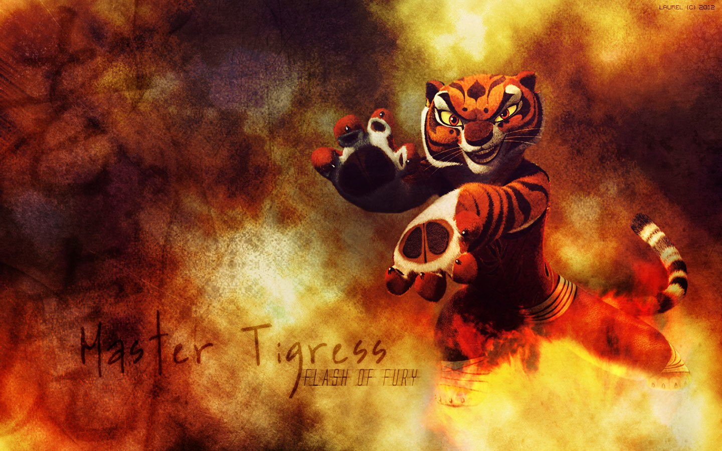 9 Tigress Kung Fu Panda Hd Wallpapers Background Images