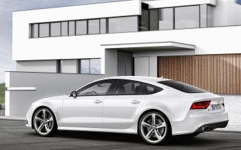 Vehicles - 2014 Audi RS7 Wallpapers and Backgrounds ID : 479375