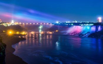 Earth - Niagara Falls Wallpapers and Backgrounds ID : 479474