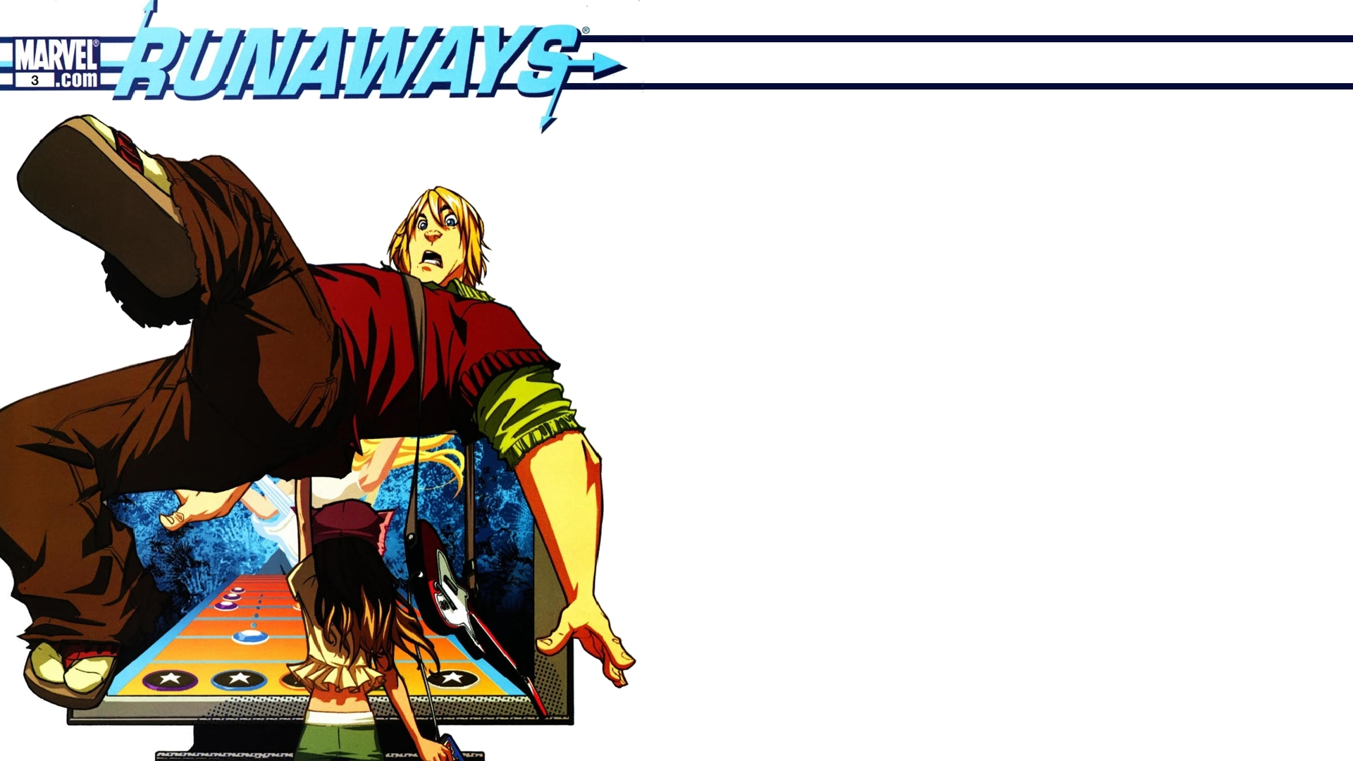 Great Wallpaper Marvel Runaways - 480135  Gallery_85948.jpg