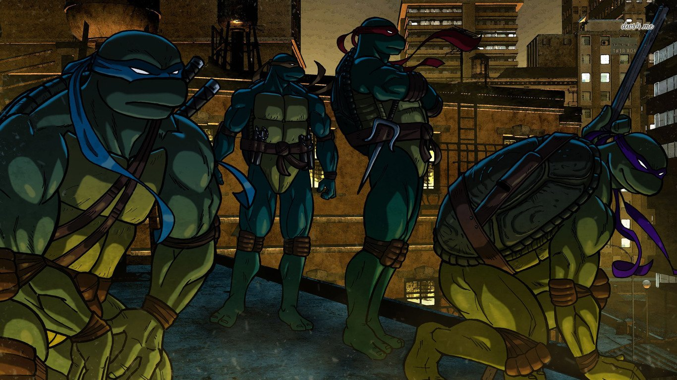 Tmnt Wallpaper And Background Image
