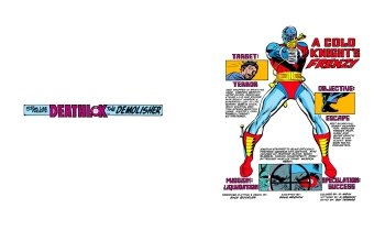 Comics - Deathlok Wallpapers and Backgrounds ID : 480043
