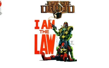 Comics - Judge Dredd Wallpapers and Backgrounds ID : 480160