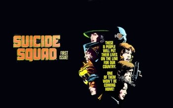 Fumetti - Suicide Squad Wallpapers and Backgrounds ID : 480162