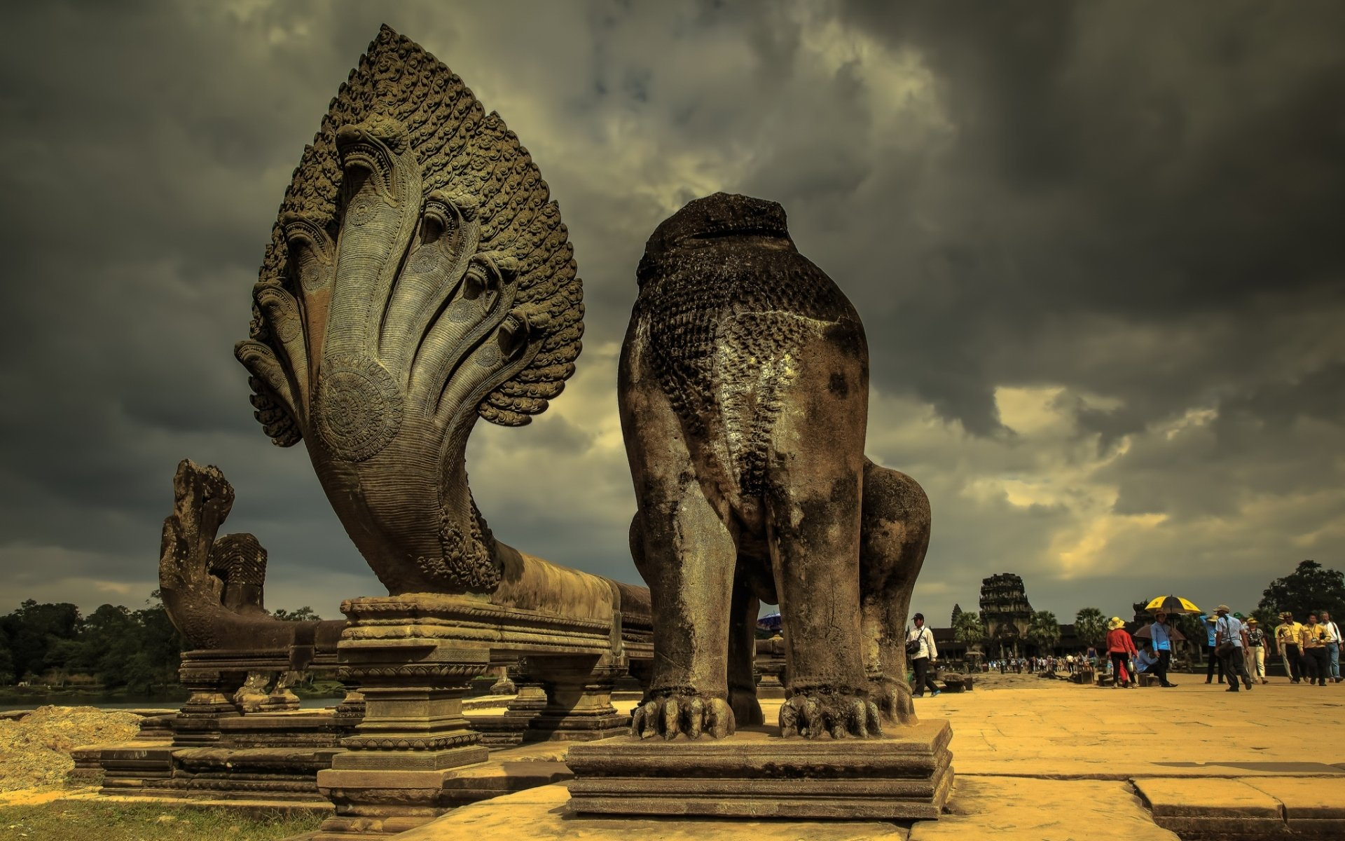 10+ Angkor Wat HD Wallpapers | Background Images