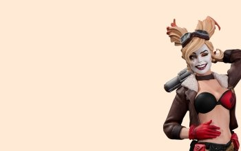 Comics - Harley Quinn Wallpapers and Backgrounds ID : 481439