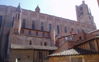 Religious - Albi Cathedral Wallpapers and Backgrounds ID : 481581