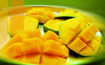 Food - Mango Wallpapers and Backgrounds ID : 481967