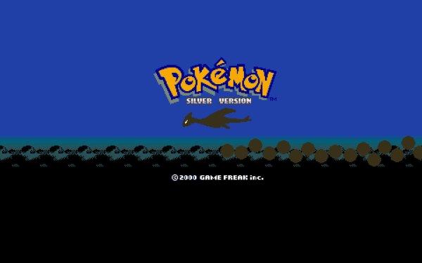 Videojuego Pokémon: Gold and Silver Pokémon Fondo de pantalla HD   Fondo de Escritorio