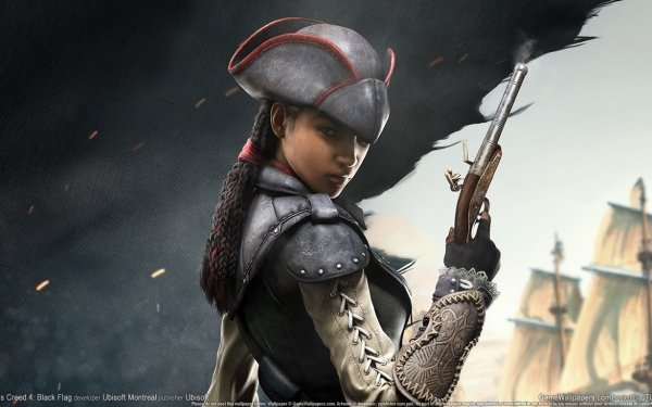 Video Game Assassin's Creed IV: Black Flag Assassin's Creed Assassin HD Wallpaper | Background Image