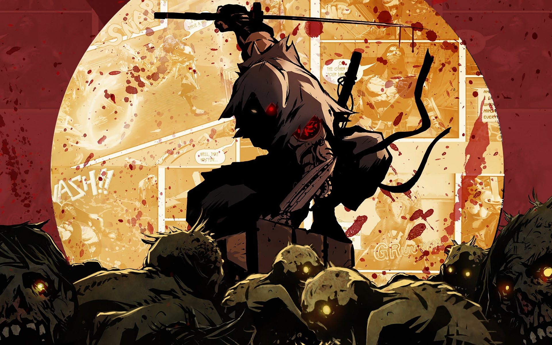 Game Ninja Gaiden Wallpaper: 9 Yaiba: Ninja Gaiden Z HD Wallpapers