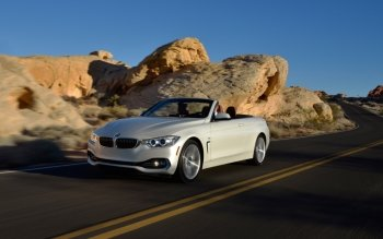 Vehicles - Bmw 4 Series Cabrio Wallpapers and Backgrounds ID : 482141