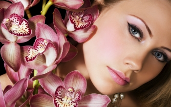Women - Face Wallpapers and Backgrounds ID : 482233
