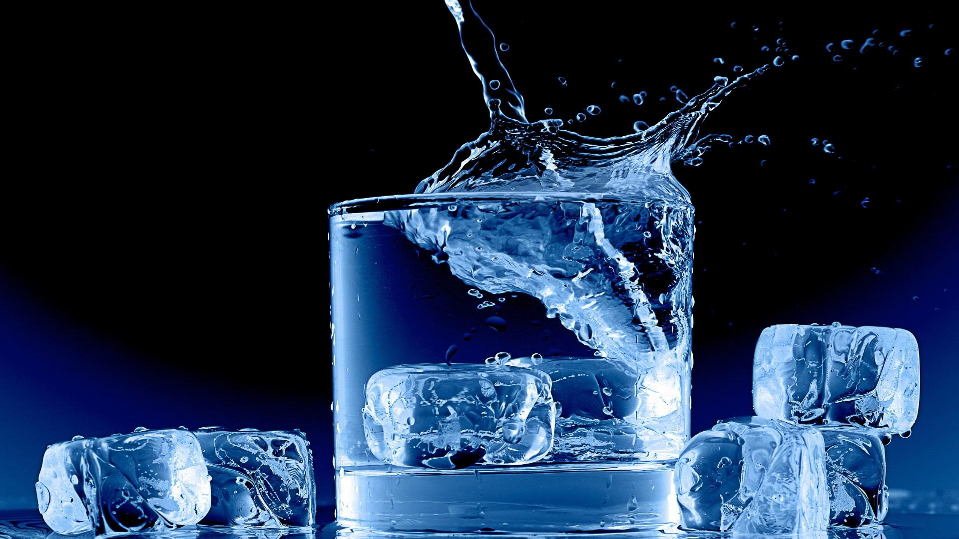 Ice Cubes Wallpaper And Background Image